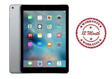 Apple iPad Air 2 16GB, Wi-Fi + Cellular (Unlocked), 9.7in - Space Grey