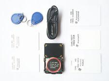 Nuevo 512K proxmark 3 fácil V3.0 ID M1 IC Card Reader antena integrada descifrador