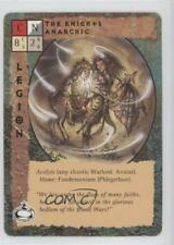 1995 Blood Wars Collectible Card Game #NoN The Knights Anarchic Gaming 2k3