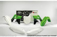 Kit plastiques Racetech Kawasaki KX250F 2013-15 250 KXF 13-15 Couleur Origine