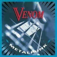 Venom Metalpunk [CD]