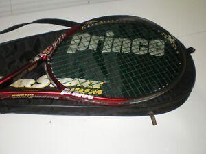 Prince ThunderStrike Titanium Oversize 110 4 5 4.1/2 grip Tennis Racquet