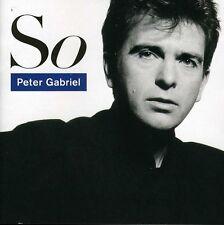 So - Peter Gabriel (2012, CD NUOVO)