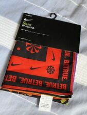 Nike Betrue Running Bandana Pride LGBTQ Sold Out Limited 2020 Mask Covering