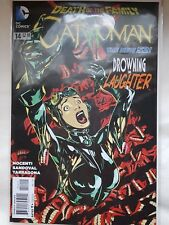 Batman Death Of The Family The New 52 Catwoman #14 New B&B
