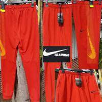 🆕 SZ MEDIUM UNIQUE RARE🔥 Nike Men's Training or Soccer Pants Red AQ0457-622