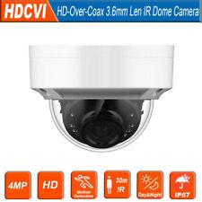 Dahua 4Mp Hd-Cvi/Cvbs Ir Dome Home Security Surveillance Camera Night Vision
