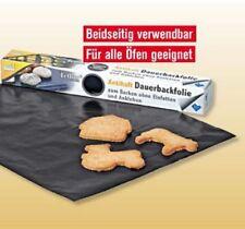 Teflon Dauerbackfolie Back Folie Dauerbackpapier Backtrennfolie Backpapier 33x40