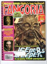 WoW! Fangoria #206 Jeepers Creepers! Ghosts Of Mars! Italy's Top Terrors!