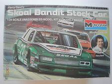 Skoal Bandit stock car de monogram a 1/24