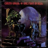 CIRITH UNGOL - ONE FOOT IN HELL NEW VINYL RECORD