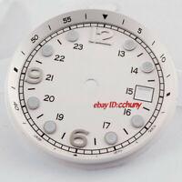 33mm sterile Dial fit 2836/2824 2813/3804,Miyota 82 Series movement P793-N-2#