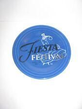 Fiesta Dinnerware, 2017 Fiesta® Festival, Lunch Plate, Fiestaware, Lapis Blue