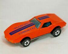 Hot Wheels 1975 Corvette Orange Stingray With (Rare Variation) Near Mint