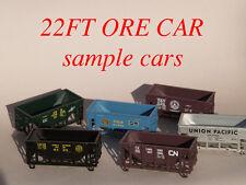 RCR - MDC 22ft ORE CAR -  CANADIAN NATIONAL - CN 1616