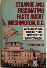 FRED L. WORTH - Strange and Fascinating Facts About-Like New