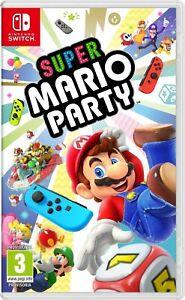 Super Mario Party (Edición Estándar - Nintendo Switch)