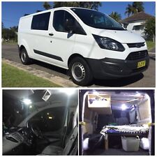 FORD TRANSIT CUSTOM - INTERIOR LED UPGRADE KIT 2014+ SUPER BRIGHT!!!!