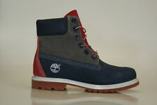 Timberland 6 Inch Premium Boots Size 38 US 7W Waterproof Women Lace up Boots
