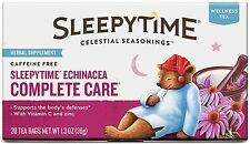 Sleepytime Echinacea Complete Care Wellness Tea, Celestial Seasonings, 1 Box