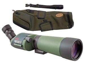 Kowa TSN-82SV Angled Spotting Scope +TSE-Z9B 20-60x Eyepiece + Case KIT (UK) NEW