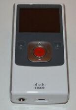 CISCO FLIP ULTRA HD CAMCORDER U260 WHITE 4GB HDMI DIGITAL VIDEO CAMERA