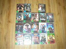 DVD Sammlung Marvel Deutsch 18 DVDs + Freebie MCU Marvel Cinematic Universe
