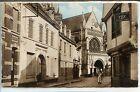 CP 02 Aisne - Notre-Dame de Liesse - Rue de Laon et la Basilique - b