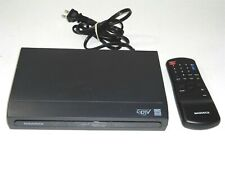 Magnavox Dtv Digital To Analog Tv Converter Box With remote control tb100mw9
