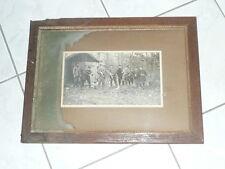 a voir photo groupes de chasseurs avant 1916 en argonne. meuse marne ardennes