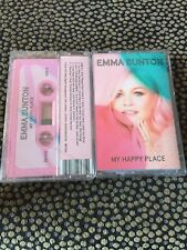 EMMA BUNTON - MY HAPPY PLACE - LIMITED EDITION CASETTE TAPE - PINK - spice girls