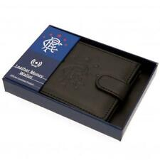 Rangers Football Club Debossed Crest PU Wallet With UK