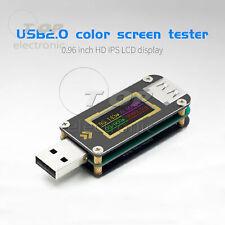 Mobile phone charging detector measuring instrument USB digital voltage ammeter