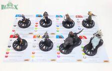 Heroclix Hobbit: Desolation of Smaug set COMPLETE 8-figure Starter Set lot!