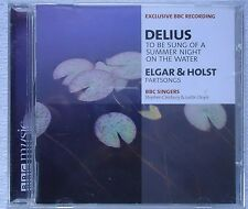 DELIUS TO BE SUNG OF A SUMMER NIGHT ELGAR & HOLST (CD. BBC MUSIC)