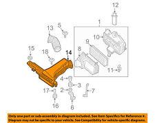 Genuine NISSAN Maxima 2009-2014 Air Intake Duct 16554-9N00A / 165549N00A OEM