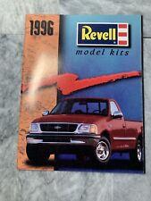 Revell Monogram 1996 Model Kits Catalog