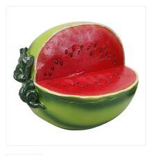 Obst Frucht  XL ca.22 x 20 cm Melone Deko Obst Kunststoffobst