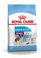 Royal Canin Giant Junior Active Dry Dog Food - 15kg