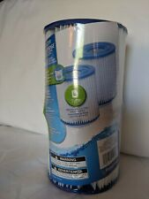 Summer Waves TYPE D Pool PumpFilter Cartridge - Package of 2 - FAST SHIP