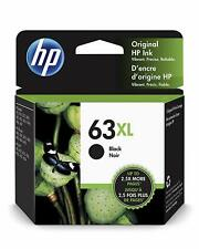 HP 63XL Cartouche d'encre d'origine haute rendement noir (F6U64AN)