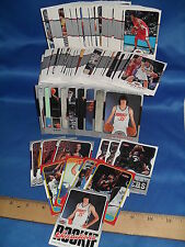 2006-07 FLEER BASKETBALL - COMPLETE SHORT SET + ROOKIES / INS (220) NBA CARDS