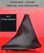 Schaltsack Schaltmanschette Fiat Ulysse Farben Manschette für Schaltknaf neu
