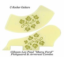 Les Paul LP ES-295 Mary Ford Pickguard & Armrest Combo made for Gibson Project