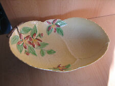 CARLTON WARE APPLE BLOSSOM BOWL