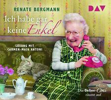 Ich habe gar keine Enkel von Renate Bergmann (31.08.2018, CD)