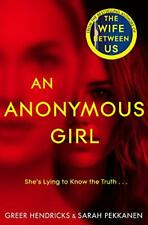 An Anonymous Girl by Pekkanen, Sarah Book The Cheap Fast Free Post