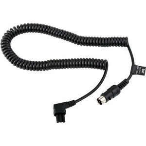 Bolt BO-CKE2 Locking Flash Power Cable for Select Nikon Flash Units