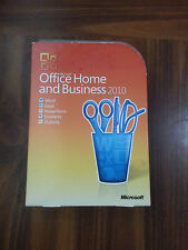 Microsoft Office Home and Business 2010 Full Version for 2 PCs RETAIL GENUINE
