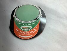 Vintage Minnesota Minnflo paint advertisement w/ sewing needles Of various sizes